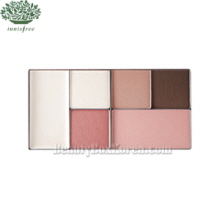 INNISFREE Yuna's Apricot Make Up Set [My Palette-Spring Warm Light]